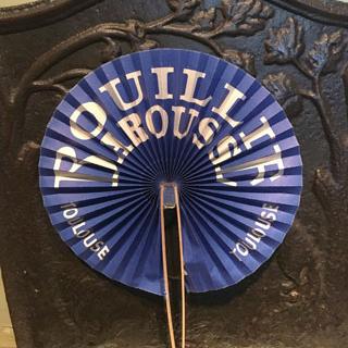 Bouillie Barousse Promotional Fan